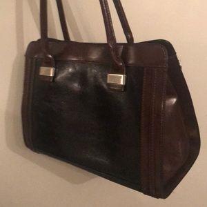 Giani Bernini Tote | Genuine Leather Limited Ed.